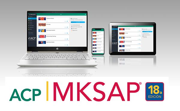 MKSAP 18. Diplomado en medicina interna